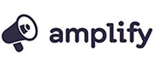 Amplify logo good